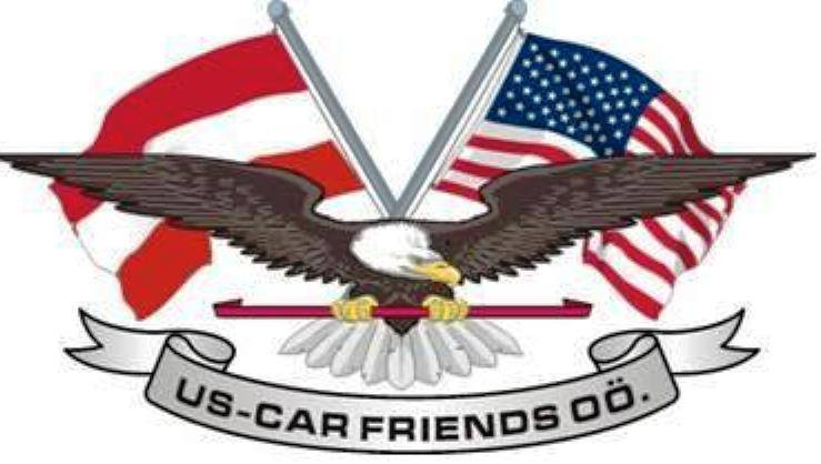 US Car Friends OÖ Logo Club
